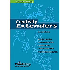 <span>Creativity</span> <span>Extenders</span>