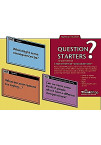 Question Starters- A4 posters as ebook