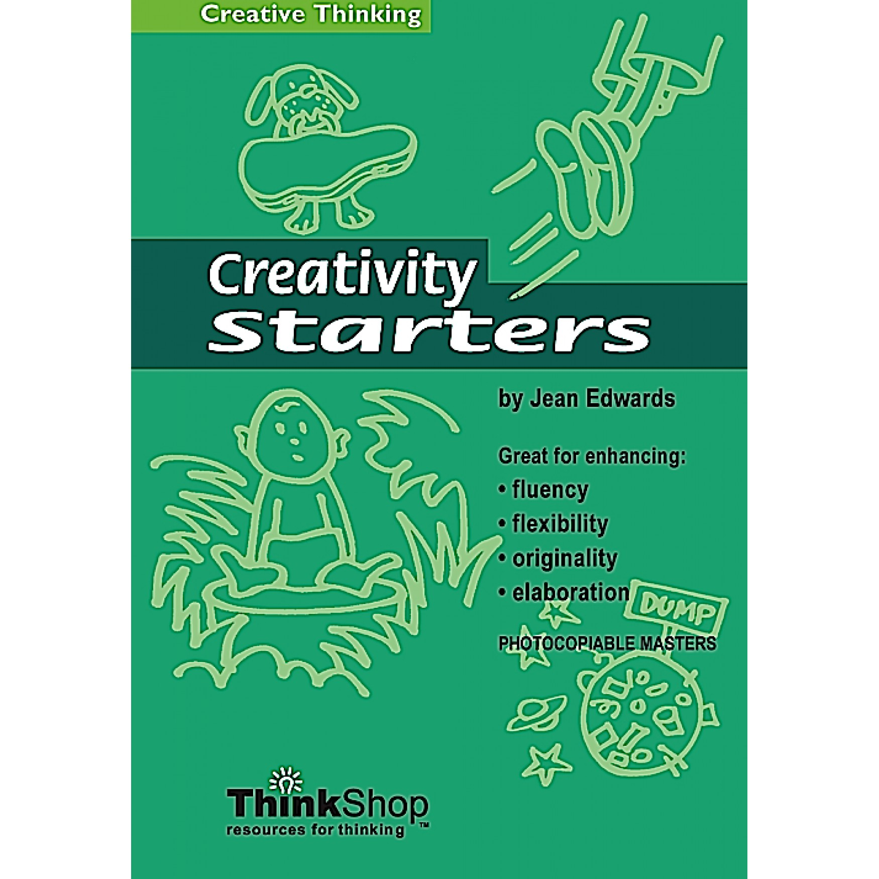 Creativity Starters - e-book