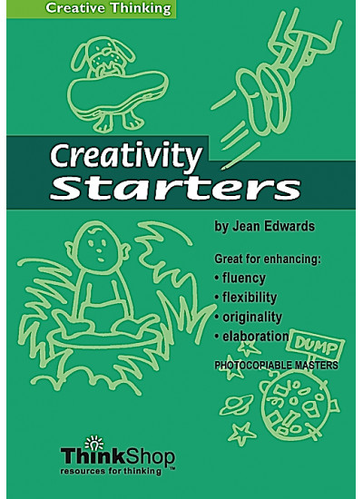 Creativity Starters - e-book