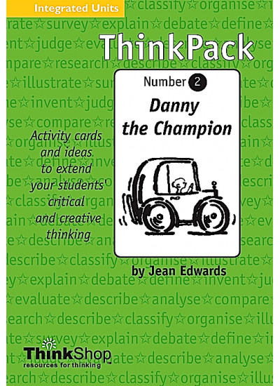 Danny The Champ unit - ebook