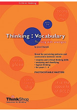 Thinking Vocabulary bk 1 - ebook