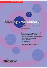 Thinking Vocabulary bk2 - ebook