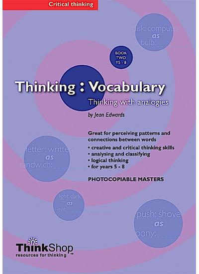 Thinking Vocabulary bk2 - ebook
