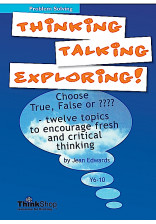 Thinking,Talking,Exploring: ebook version